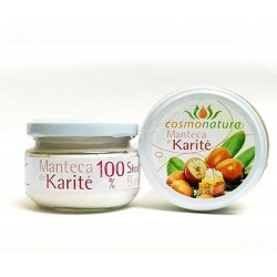 Manteca de Karite 100% 120ml. Thermal Teide cosmetics