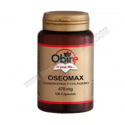 Oseomax (Condroitina y Colageno) 535mg- 100 Capsulas. OBIRE