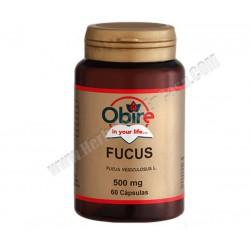 Fucus 500mg 60 capsulas . Obire