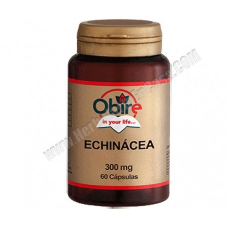 Echinacea- 300mg - 60 cápsulas.