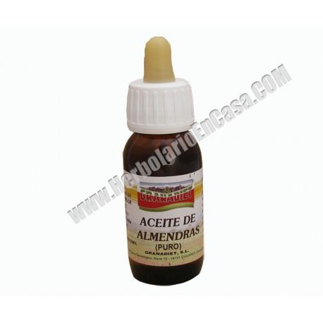 Aceite de Almendras (PURO) 60 ml Granadiet