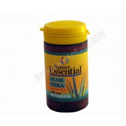 Aloe Vera 500 mg 60 comprimidos - Nature Essential