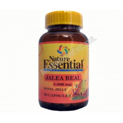 Jalea Real 1000mg 60 càpsulas - Nature Essential.