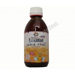 Jarabe infantil Jalea Real con quina y vitaminas 250ml. Nature Essential