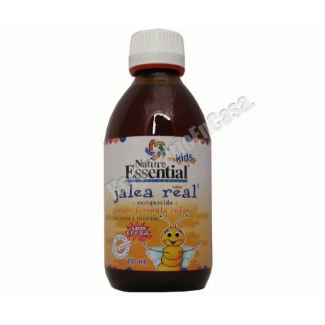 Jarabe infantil Jalea Real con quina y vitaminas 250ml - Nature Essential