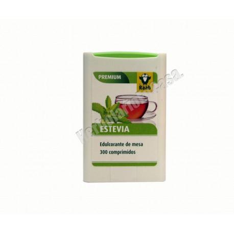 Stevia 300 comprimidos de estevia - Raab