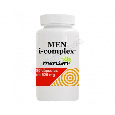 Men i-complex (maca, ginseng, muira puama, l-arginina) cápsula vegetal