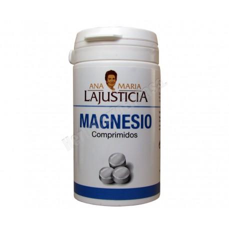 Magnesio 140 comprimidos - Ana Maria Lajusticia