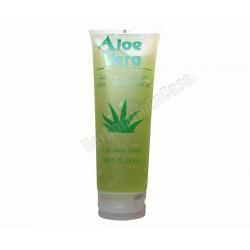 Loción gel Aloe Vera verde 99,5% puro 250ml - Ib Cosmetics