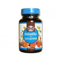 Boswellia y Curcumina 90 comprimidos - Dietmed Naturmil