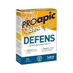 Proapic Jalea Real defens 20 ampollas - Sakai