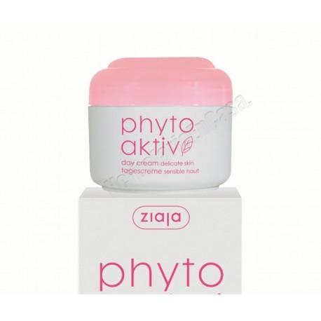 Crema phytoactiv (piel sensible) hidratante de día 50ml - Ziaja