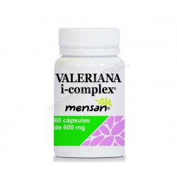 Valeriana i-complex (valeriana, rhodiola, pasiflora, lúpulo) Mensan