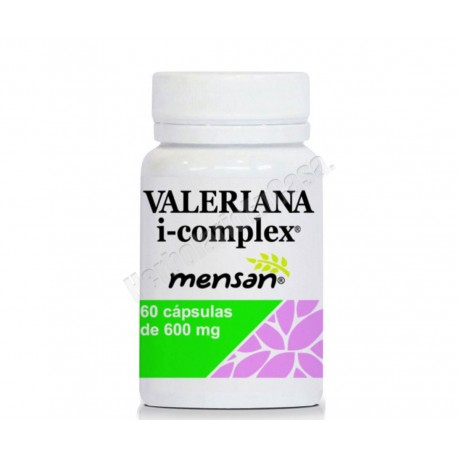 Valeriana i-complex (valeriana, rhodiola, pasiflora, lúpulo)