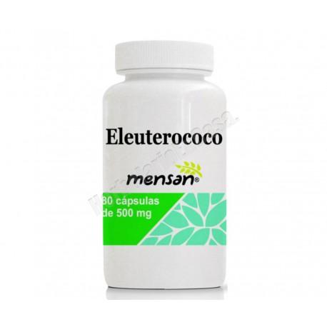 Eleuterococo (ginseng siberiano) 80 cápsulas de 510mg - Mensan