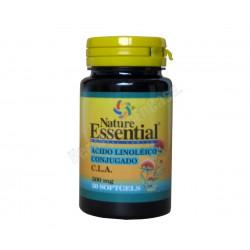 CLA - Acido Linoleico Conjugado - 500mg 50 perlas
