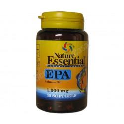 Aceite de pescado (salmón) Omega 3 + Vit. E 1000mg - Nature Essential