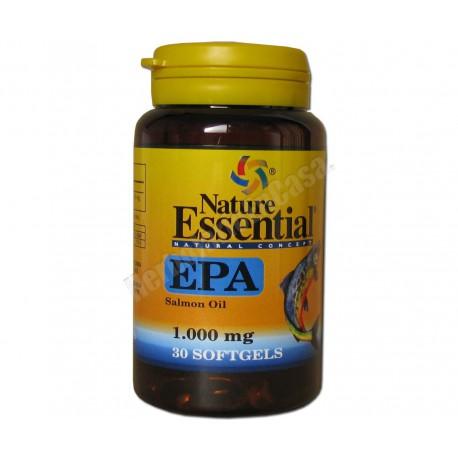 Aceite de pescado EPA, DHA + Vit. E 1000mg - Nature Essential
