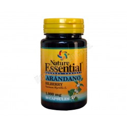 Arandano 1.000mg 50 cápsulas - Nature Essential