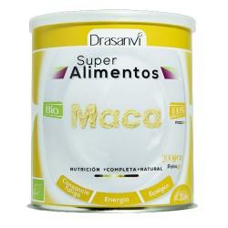 Maca Bio 100% en polvo 200 gramos - Drasanvi
