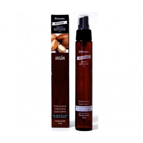 Aceite seco con Argan para rostro y cuerpo - Silvestre