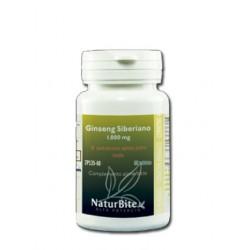 Ginseng siberiano 1000mg 60 comprimidos - Naturbite