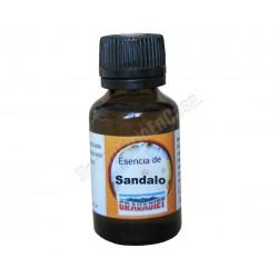 SANDALO - ACEITE ESENCIAL NATURAL 17ML. APTO PARA USO ALIMENTARIO