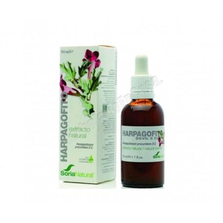 Harpagofito extracto natural 50ml - Soria Natural