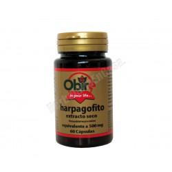 Harpagofito extracto seco equivalente a 500mg 60 Cápsulas - Obire