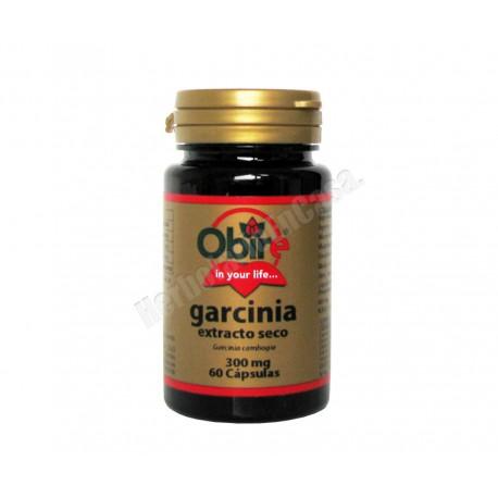 Garcinia cambogia - rico en HCA 60% 300mg 60 cápsulas - Obire
