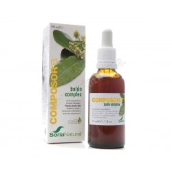 Composor 3 (boldo complex) 50ml - Soria Natural