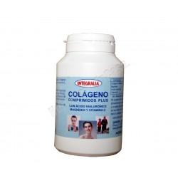 Colágeno comprimidos plus con ácido hialurónico, magnesio y Vit. C. Integralia