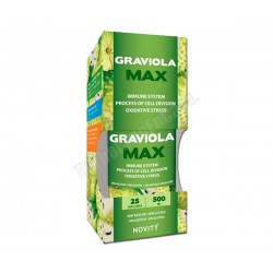 Graviola Max solución oral 500ml - Novity - Dietmed