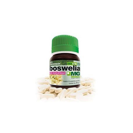Boswellia 30 comprimidos de 1000mg Alta concentración. MGdose