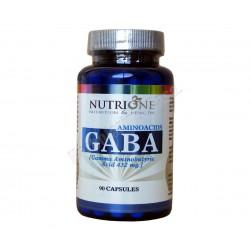Gaba (acido gamma aminobutirico) 432mg 90 cápsulas - Nutrione