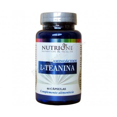 L -Teanina 250mg 60 cápsulas - Nutrione - Aminoácidos