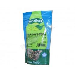 Mezcla super omega Bio (semillas de Chía, cáñamo, lino dorado, lino marrón) Naturgreen