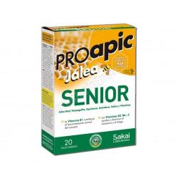 Jalea Senior ( Jalea Real, Harpagofito, Equinacea, Arándano, Colina y Vitaminas) Proapic