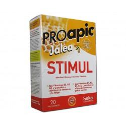 Jalea Stimul (Jalea Real, Ginseng, L- Taurina y Vitaminas) Sakai