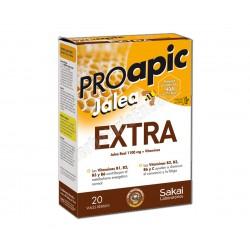 Proapic Jalea Extra (Jalea Real 1100mg + Vitaminas) - Sakai