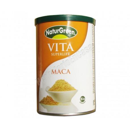 Maca Andina Bio 250 gramos - Naturgreen Vita Superlife
