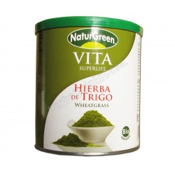 Hierba de Trigo Bio 200 gramos - Naturgreen Vita Superlife