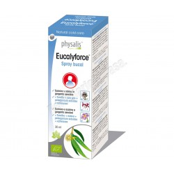 Eucalyforce spray bucal Bio 30 ml - Physalis