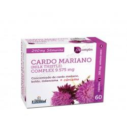 Cardo Mariano Complex (cardo mariano, boldo, milenrama y cúrcuma)