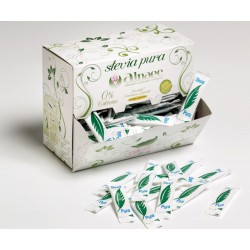 Stevia 50 monodosis líquidas - Alnaec Silver
