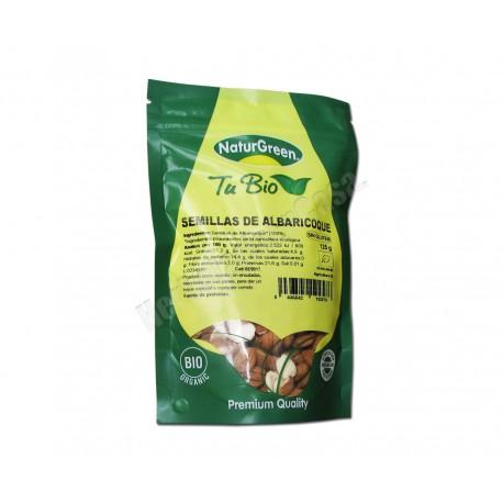Semillas de Albaricoque Bio 125 gramos - Naturgreen