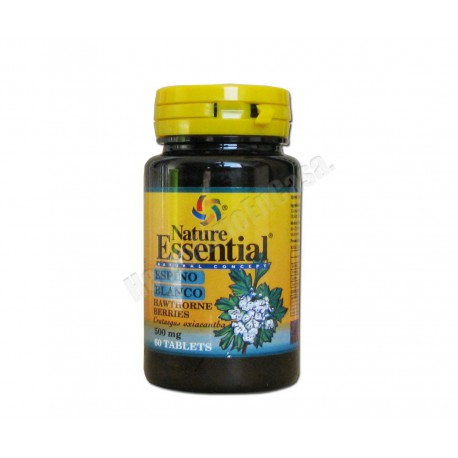 Espino blanco 500mg 60 comprimidos - Nature Essential