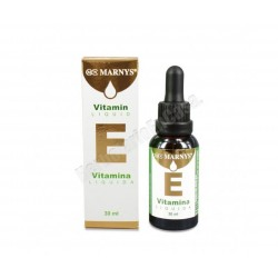 Vitamina E líquida 30ml. Marnys