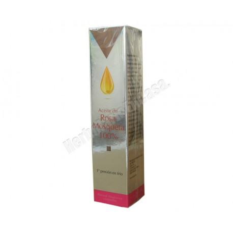 Aceite de Rosa Mosqueta 100% puro 1ª presión en frío. Natural Nankervis
