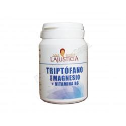 Triptofano con Melatonina + Magnesio y Vit. B6 Ana Maria Lajusticia 60 comprimidos